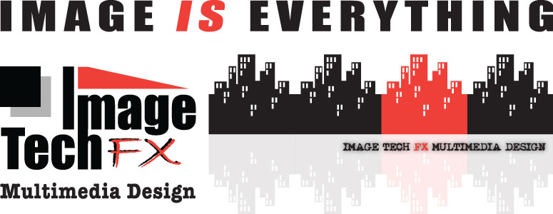 Image Tech FX Logo Design